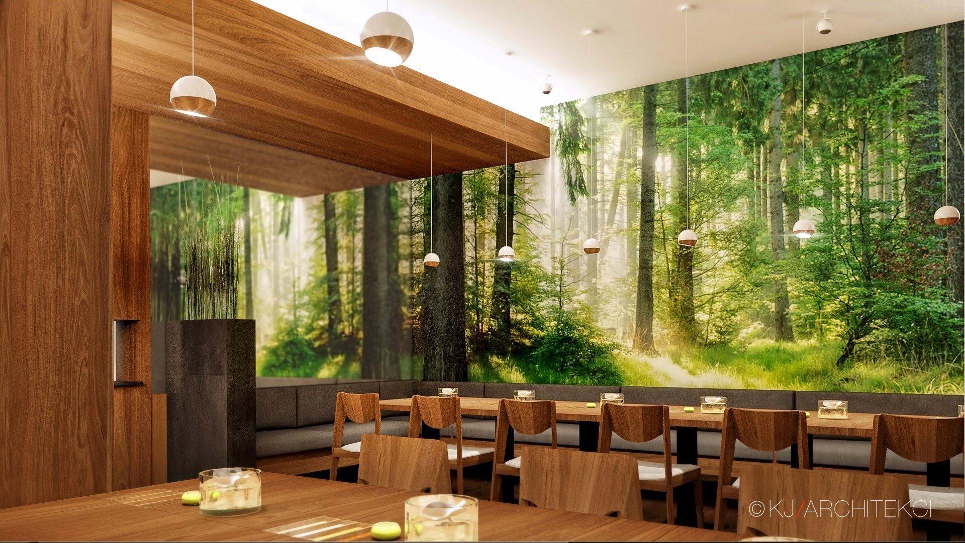 12.sala konsumpcyjna restauracji parter